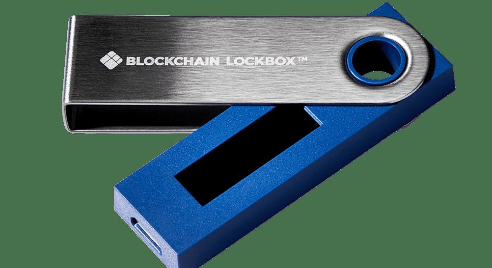 blockchain lockbox