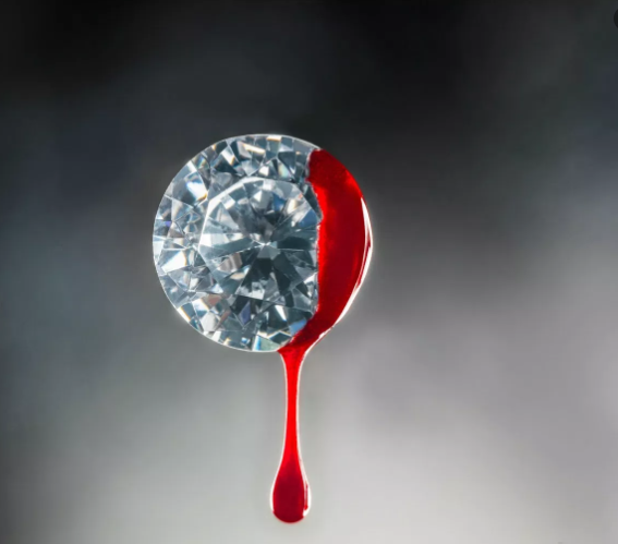blood diamonds blockchain
