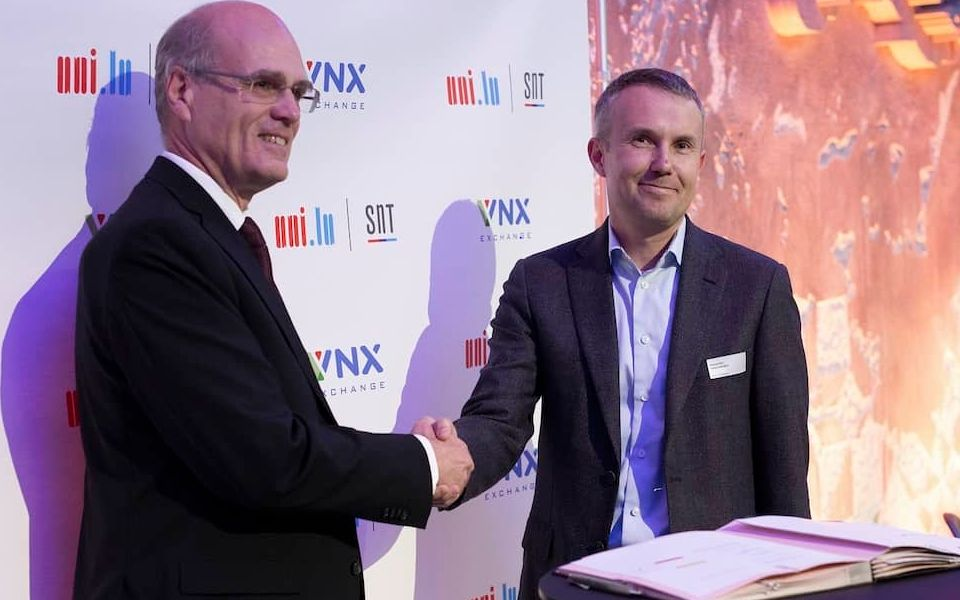 VNX Partners With University of Luxembourg For Crypto Asset Security