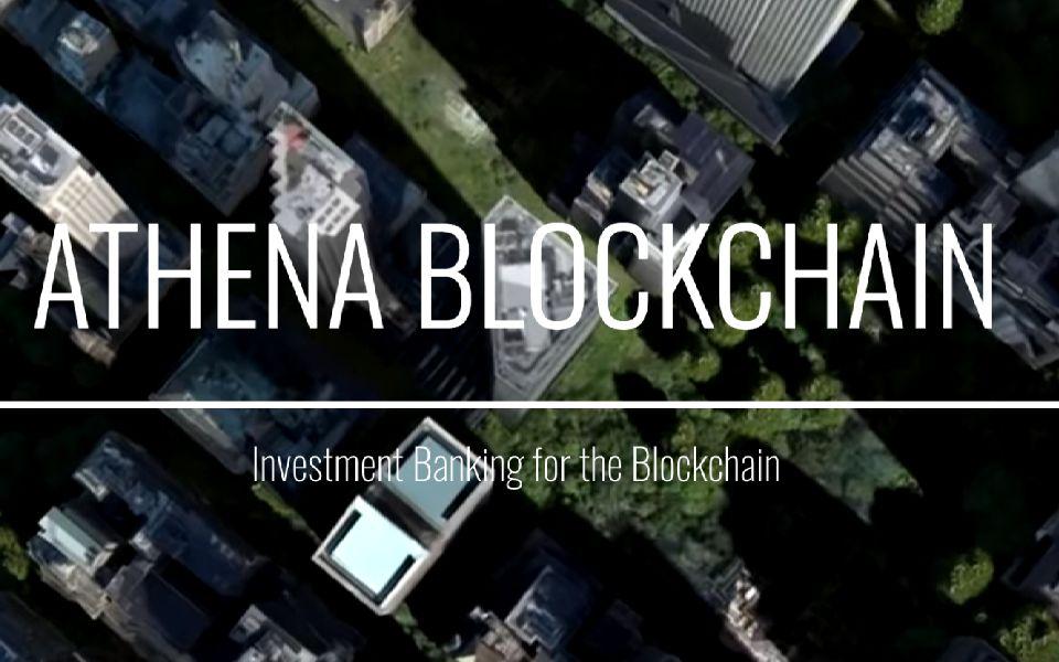 Athena Blockchain Enters Into LOI With BlockTower