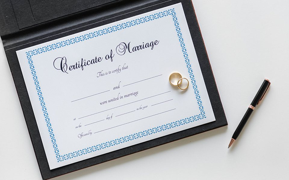 Washoe County in Nevada Issues Blockchain-based Marriage Certificates