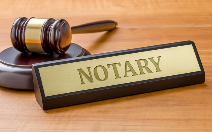 First Ever Blockchain Notary