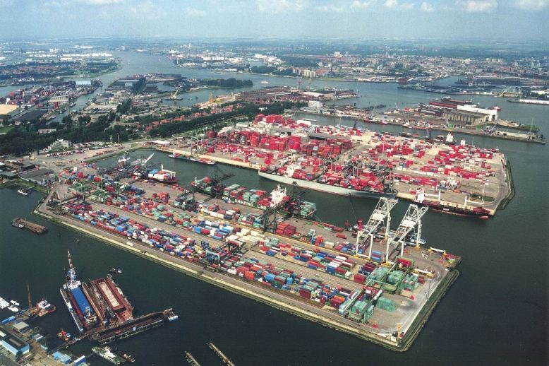Largest Port of Europe will Test Blockchain