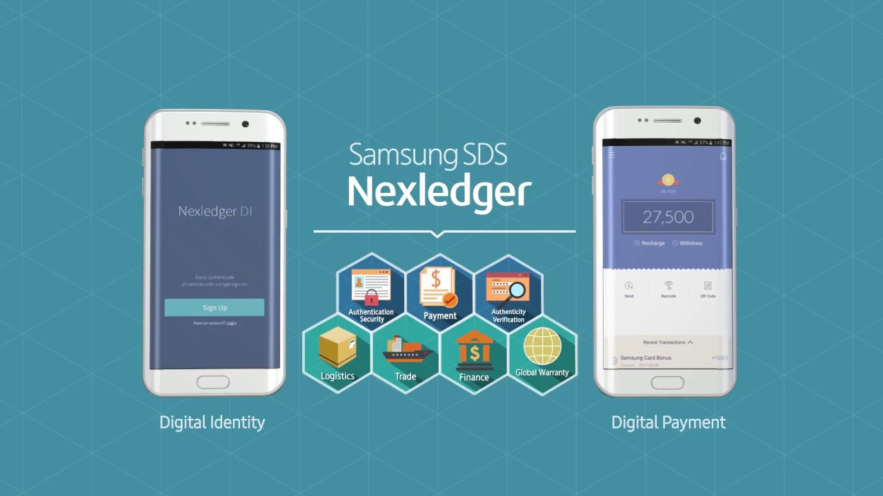 Samsung SDS Launches Universal Nexledger
