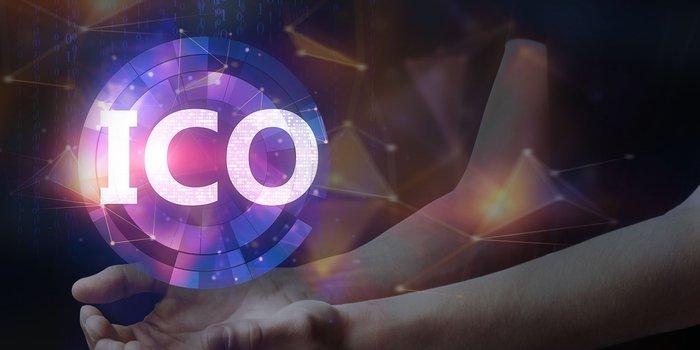 Confidential securities sale in ICO