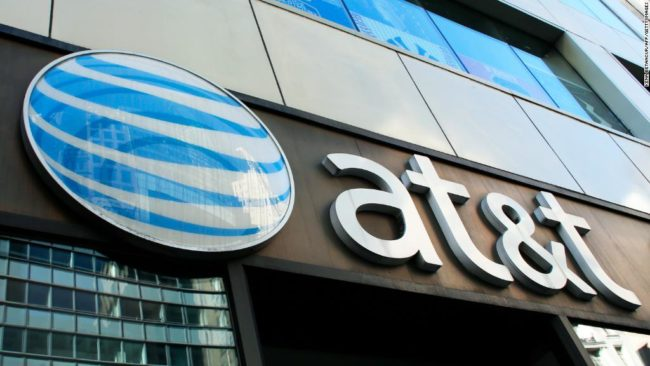 AT&T Starts Accepting Cryptocurrency