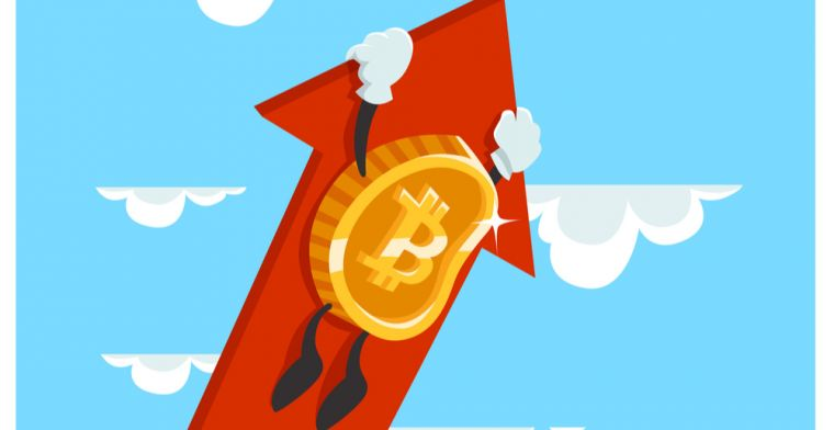 Bitcoin inching towards $10k