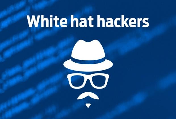 White Hat Hackers Rewarded