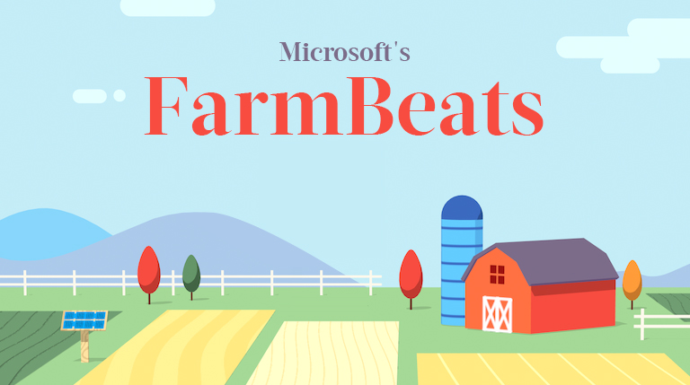 Microsoft's Application Suite for agriculture in Brazil