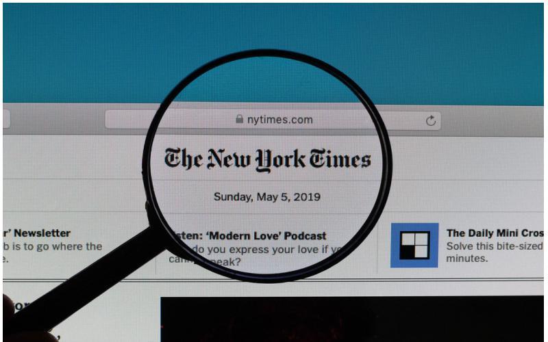 Blockchain to fight fake news