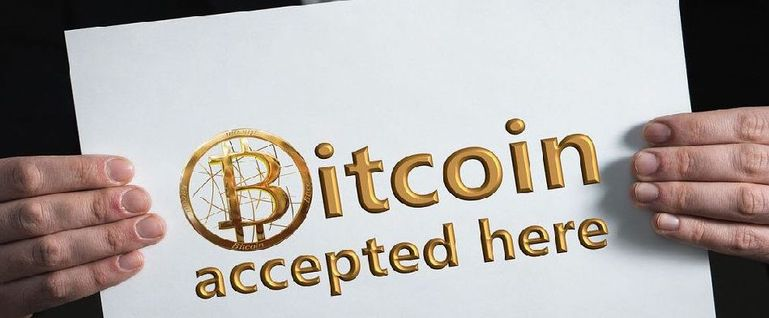 Bitcoin for property tax