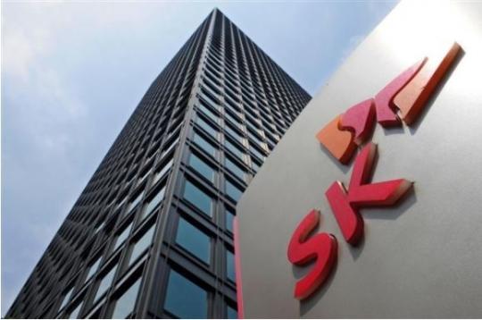 Korean telecom giant SK Group