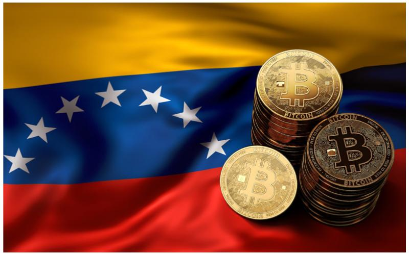 Cryptocurrency shipping platform in Venezuela