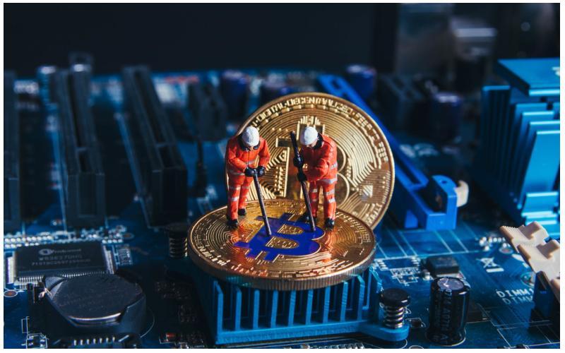 smuggled crypto mining machines