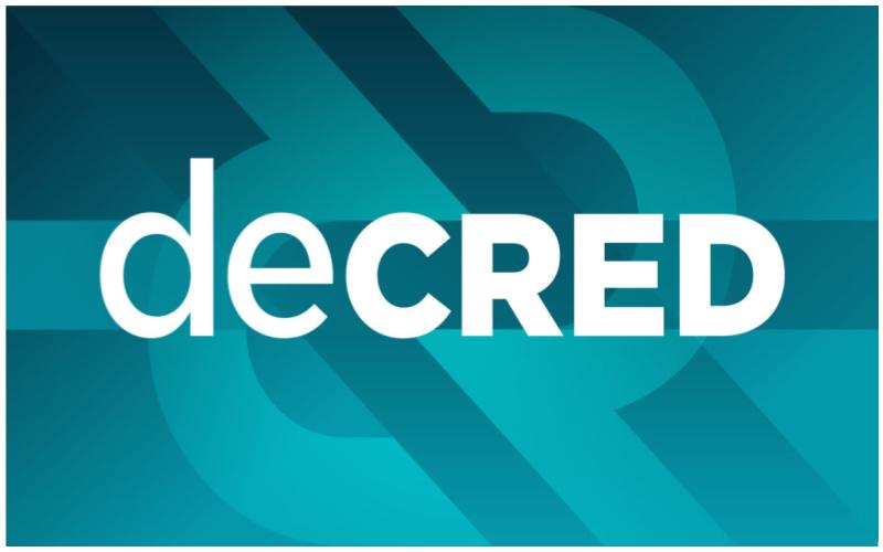 Cryptocurrency project Decred