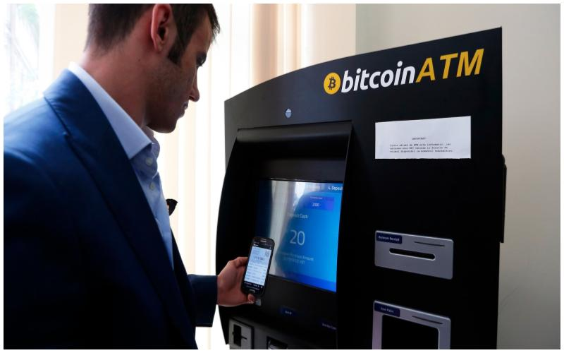Cryptocurrency ATMs in Colombia