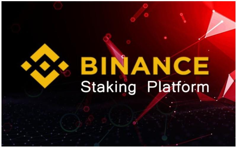 Staking platform for crypto