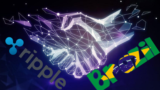 Ripple partners with brazilian banks