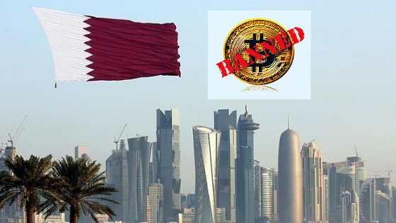 Qatar bans cryptocurrency trading