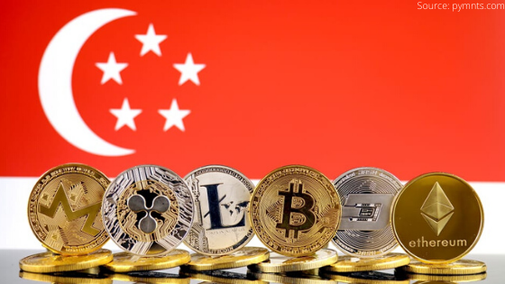 Singapore Law requires crypto firms to be licensed in the country