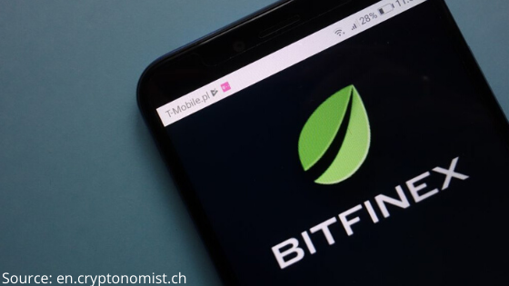 cryptocurrency exchange bitfinex