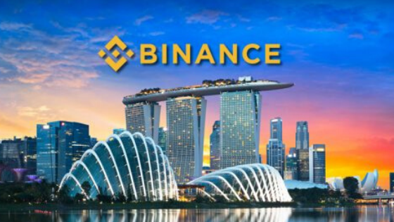 Binance Singapore applies for license