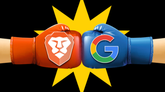 Brave Browser wants the UK to use GDPR to crack down on Google