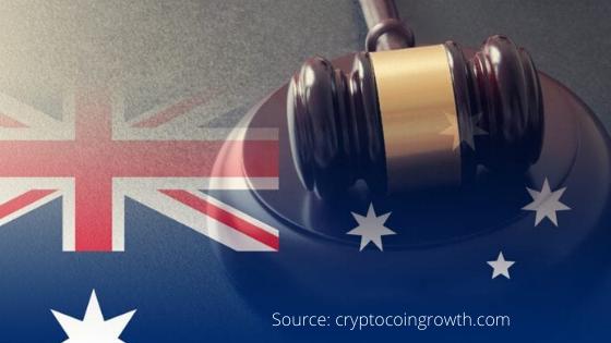 australia's judge says crypto is a legitimate investment vehicle