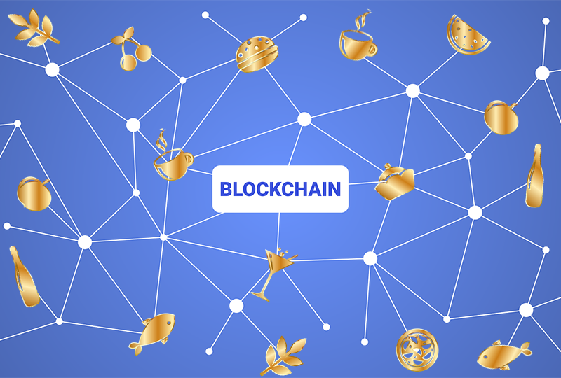 blockchain in food supply chain