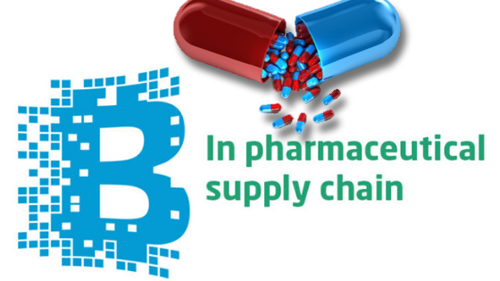 blockchain in pharmaceutical supply chain
