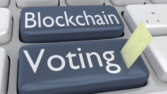 blockchain system for voting in india