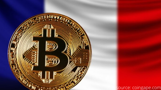Bitcoin adoption in France