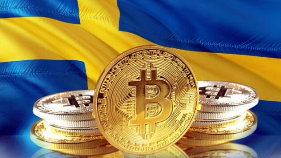 Sweden's central bank digital currencies