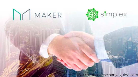 defi leader makerdao partners with simplex