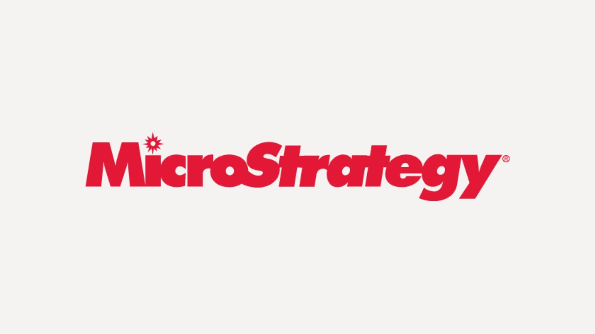 MicroStrategy, Bitcoin