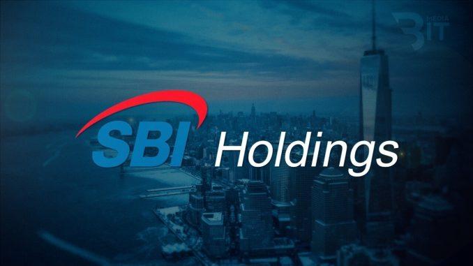SBI Holdings Logo
