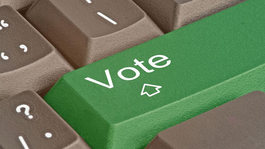 e-voting, blockchain