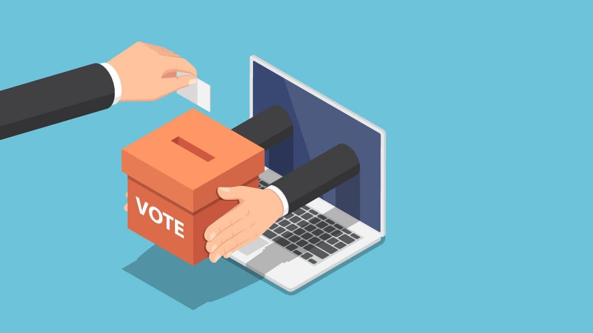 blockchain-based voting