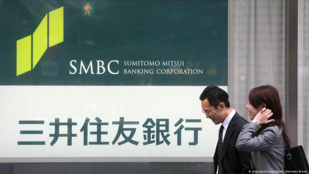 Japanese bank Sumitomo Mitsui