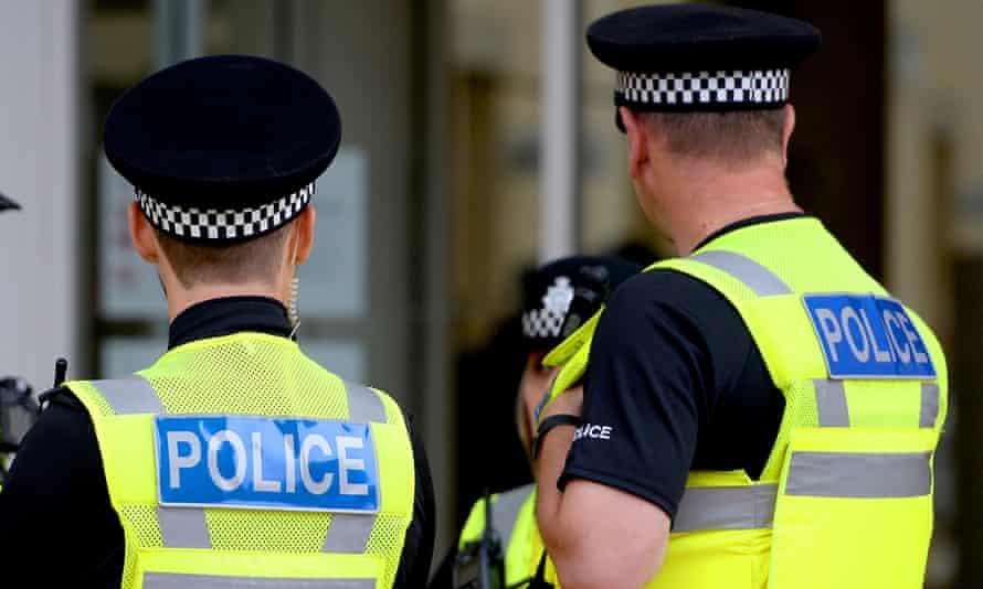 police, crypto, awareness